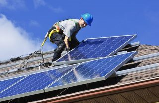 government grants residential solar power