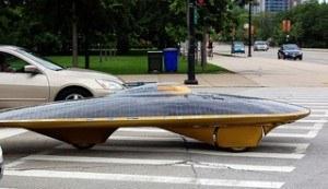 cars powered by solar energy