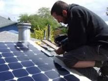 DYI solar panels