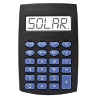 calculate the cost of solar