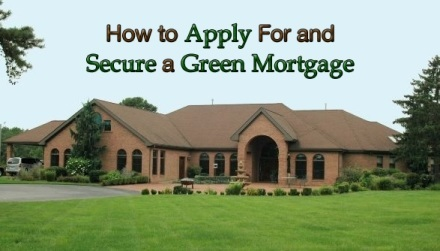 Green Mortgages